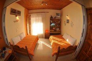 family room paleokastritsa
