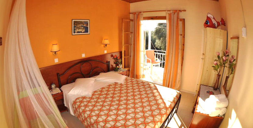 Paraskevi Apartments Paleokastritsa Corfu